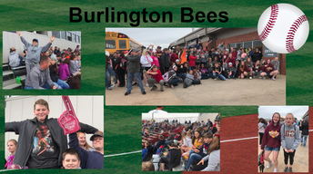 7th Grade Burlington Bees Trip