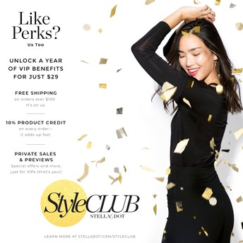 Reach out to your Style Club Members