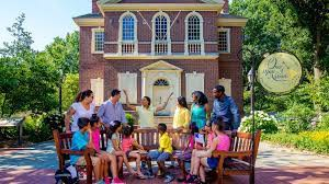 Philadelphia: Once Upon A Nation Storytelling Benches