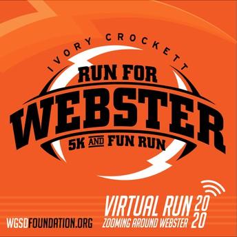 Ivory Crockett Run For Webster