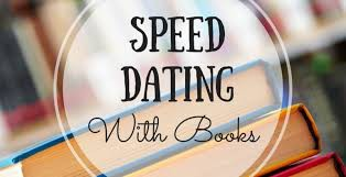 Speed Dating with Books