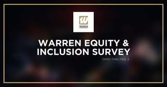 Please Complete our Equity Survey!