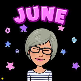 It's June!