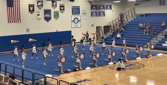 JACKSON CHEER SQUAD STARTS STRONG