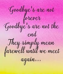 New Beginnings and Fond Farewells