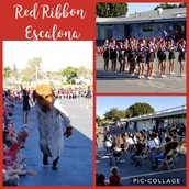 Escalona Red Ribbon Assembly