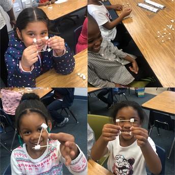 Marshmallow Math Activity