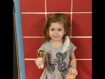 Ms. Ramsey's Class Winner