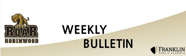 RW Bulletin Banner