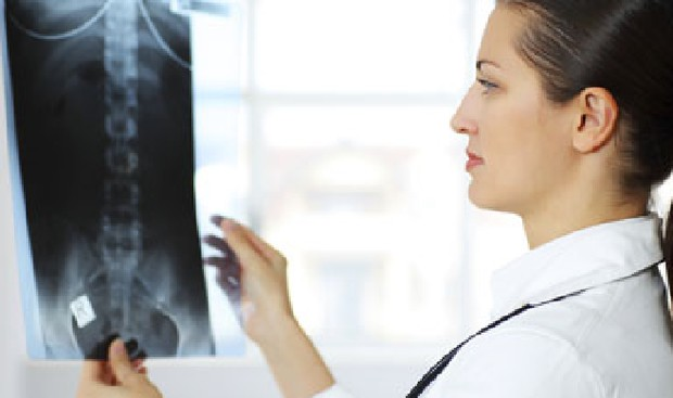 spine specialists spinal x-ray
