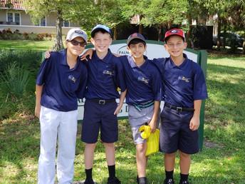Golf Team 18-19