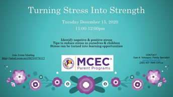 Turning Stress Into Strength