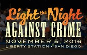 Light the Night Against Crime