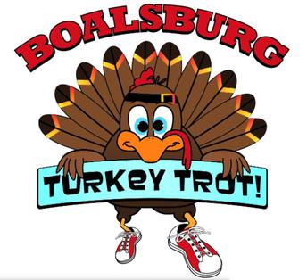 7th Annual NVRC Boalsburg Turkey Trot.