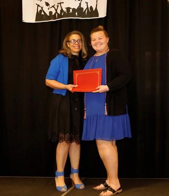 Executive Director Mona Lovett Honorary Scholarship