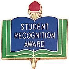 Second Quarter Student Recognition