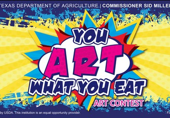 You Art What You Eat Contest