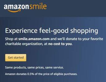 Support the PTA through AMAZON SMILE