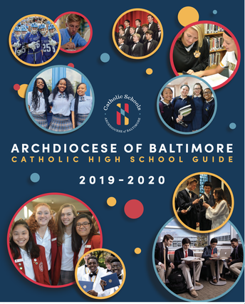 Archdiocese of Baltimore High School Fair at RSPS October 14th