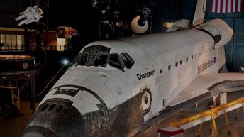 Space Shuttle Tour