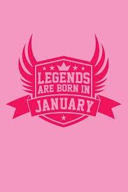 January Birthdays!