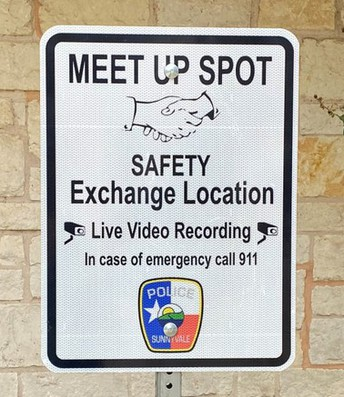 Safety exchange location