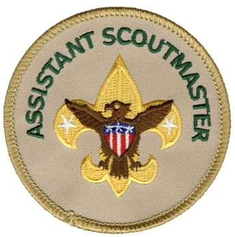 New Assistant Scoutmaster