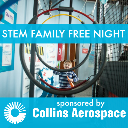 STEM Family Free Night February 22 @ 5:00 pm - 8:00 pm | Free