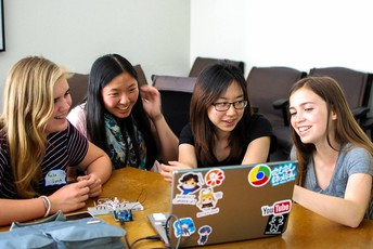 Tuesday After-School Girls Coding Club