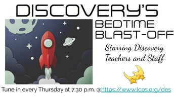 Thursday Night Bedtime Blast-Off
