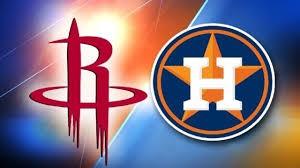 Houston Rockets and Houston Astros