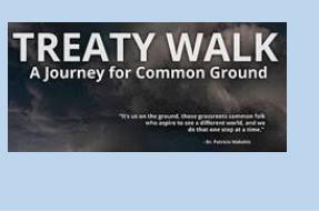 Short Film: Treaty Walk
