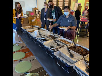 Cabo Bob's Catered Lunch