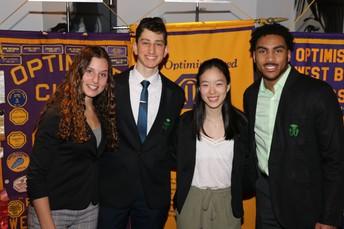 Student Ambassador Debut!
