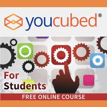 YouCubed online course icon