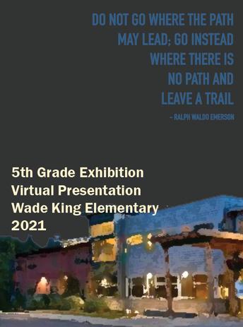 5th Grade Exhibition