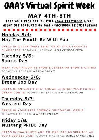 Upcoming Virtual Events: