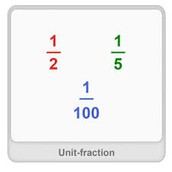 Unit fraction