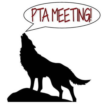 WCJH PTA General Membership Meeting