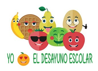 Semana Nacional del Desayuno Escolar del 5 al 9 de marzo