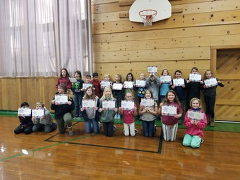 4th-6th Grade Honor Roll
