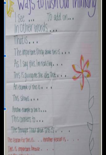 (Continued) Writing Unit 6: Literary Essay/ Unit 7: Writing GEM Unit (May)