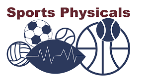 Sports Physical Night ~ Thursday, April 12, 2019