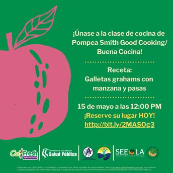 Cooking Class ¡en español!