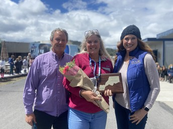 Diane Welch, SELS - Placer County's Teacher of the Year
