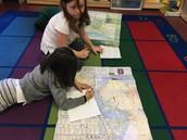 Maps unit