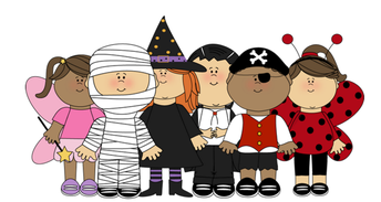 HALLOWEEN PARTY  October 25  1:45 p.m.