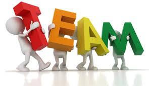 Team Leaders . . .