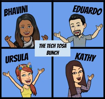 The Tech TOSA Bunch