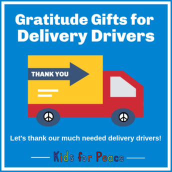 Gratitude Gifts for Delivery Drivers
